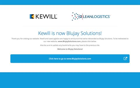 Kewill Inc. – Global Supply Chain Solutions