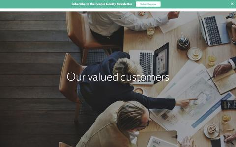 Culture Amp Customers