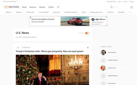 U.S. News | Reuters.com