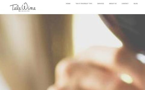 Screenshot of About Page telewinegroup.com - Winery DTC Telemarketing - TeleWine GroupCutting Edge Customer Service for Wineries | Empowering Wineries to Master Customer Service - captured Oct. 26, 2014