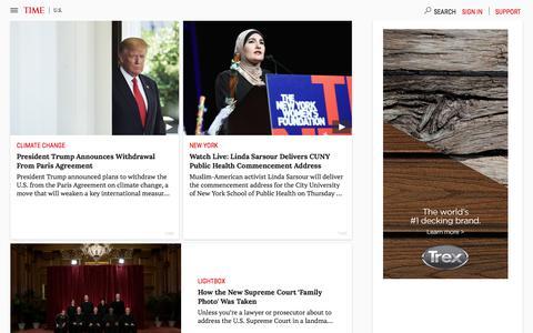 U.S. | Time.com