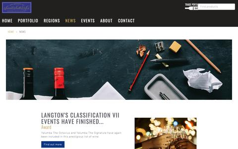 Screenshot of Press Page samsmith.com - News | Samuel Smith & Son - captured Oct. 2, 2018