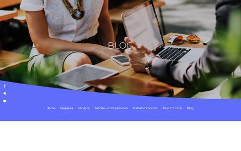 Screenshot of Blog conaud.com.br - Blog | Conaud - captured Dec. 15, 2018