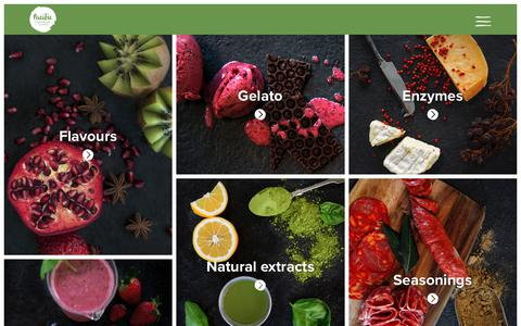 Screenshot of Products Page pacific-flavours.co.nz - Product - Pacific Flavours - captured Sept. 26, 2018