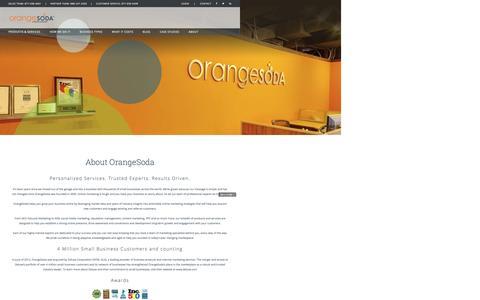 About | OrangeSoda