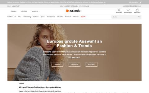Schuhe, Mode und Accessoires online kaufen | Schnelle Lieferung von Zalando