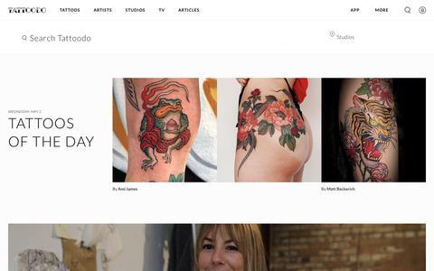 Tattoodo – Find Your Next Tattoo | Tattoodo