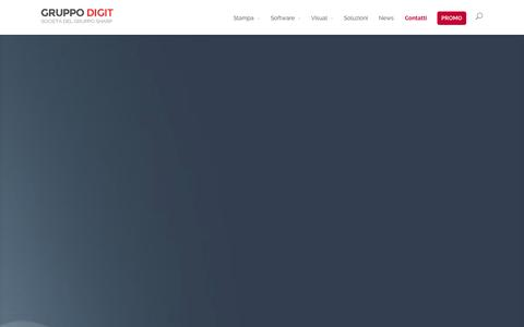 Screenshot of Home Page gruppodigit.it - Gruppo Digit - Gruppo Digit - captured Sept. 30, 2014