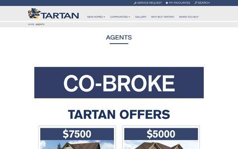 Agents   Tartan Homes