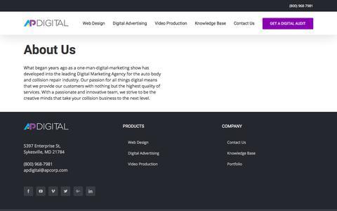 About Us - AP Digital