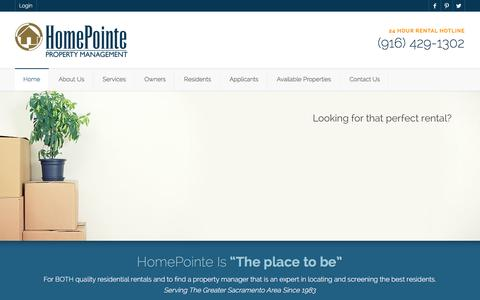 Home - Home Pointe Property Management