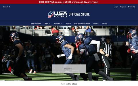 USA Football Shop