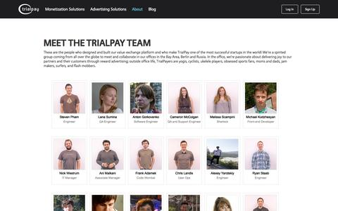 People - TrialPay