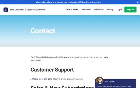 Software Contact Pages on WordPress   Website Inspiration