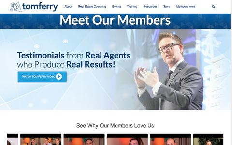B2B Services Testimonials Pages | Website Inspiration and