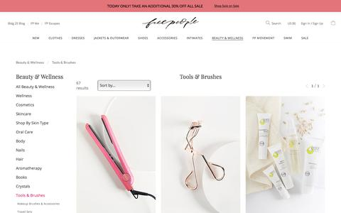 Tools & Brushes | Free People