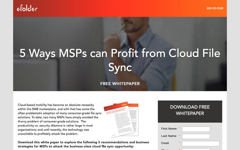 5 Ways MSPs can Profit from Cloud File Sync