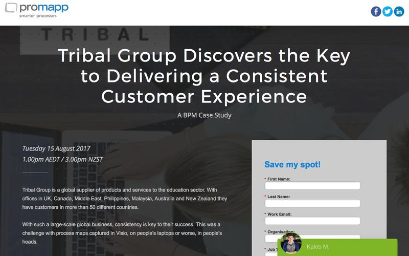 Webinar: Tribal Group Discovers the Key to Delivering a Consistent Customer Experience