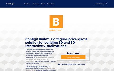 Configit — Build