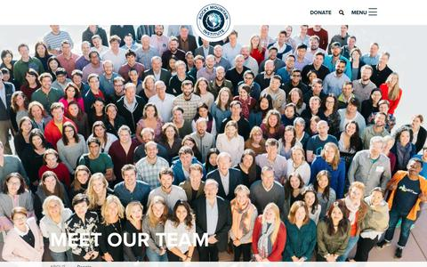 Screenshot of Team Page rmi.org - People - Rocky Mountain Institute - captured May 1, 2019