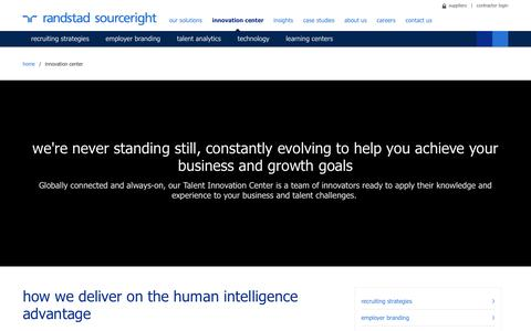 Our Expertise | Randstad Sourceright