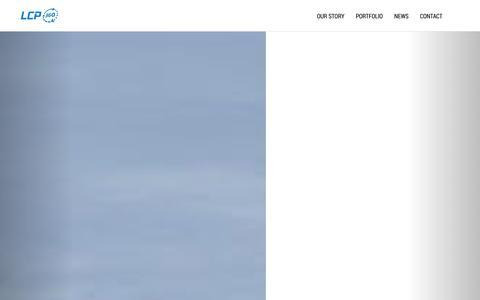 Screenshot of Home Page lcp360.com - LCP360 - Virtual Marketing Experts - captured Sept. 26, 2014