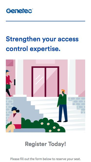 Synergis™ IP Access Control System | Genetec