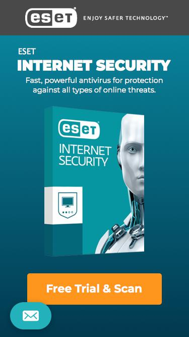 ESET Smart Security - Internet Security for Windows SPECIAL OFFER