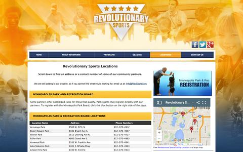 Screenshot of Locations Page pla-it.com - Locations - captured Dec. 9, 2015