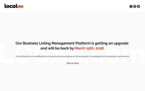 Listing Management Platform