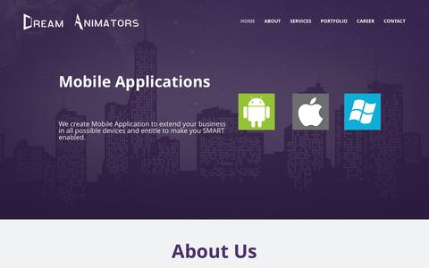 Dream Animators - Website, Mobile App, Software Development in Pali, Rajasthan