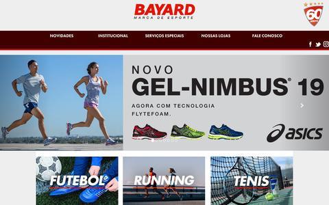BAYARD ESPORTES - Home