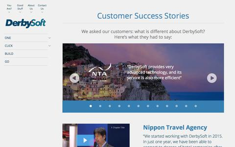 Customer Success Stories | DerbySoft.com