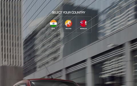 Screenshot of Press Page mahindrareva.com - Mahindra e2o - The Future of Mobility - captured Sept. 16, 2014