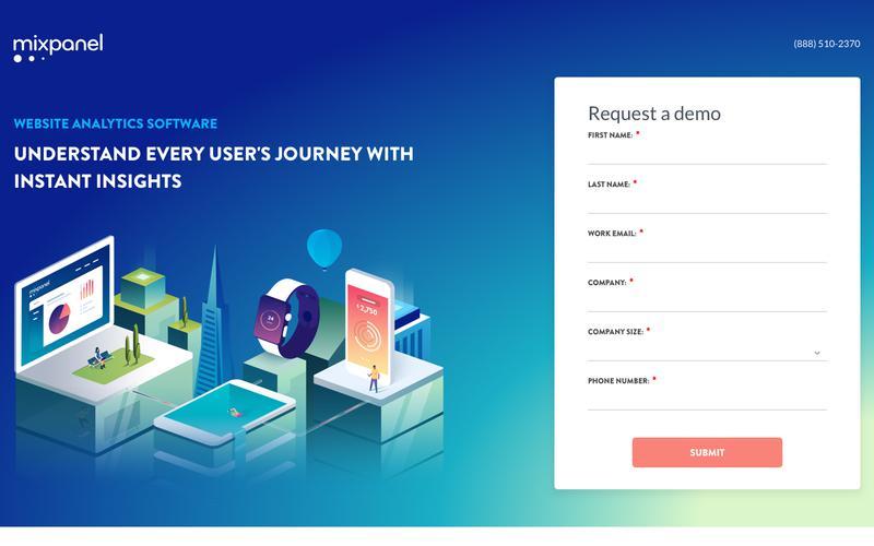 Website Analytics Software | Demo | Mixpanel
