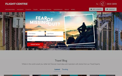 Travel Blogs on Drupal | Website Inspiration and Examples