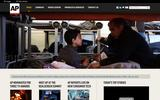 Old Screenshot Associated Press Home Page
