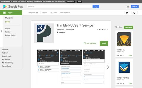Trimble PULSE™ Service - Android Apps on Google Play