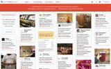 Old Screenshot Boston Public Market Association Home Page