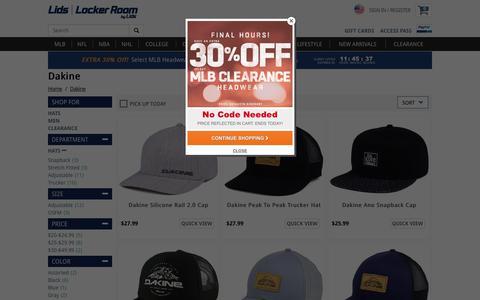 Dakine Hats, Caps, Apparel, Clothing | lids.com