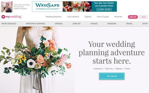 Online Wedding Planning Guide | mywedding.com
