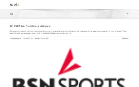 The Official BSN SPORTS Blog - Insights from BSN SPORTS into our products, our services, and the sports industry