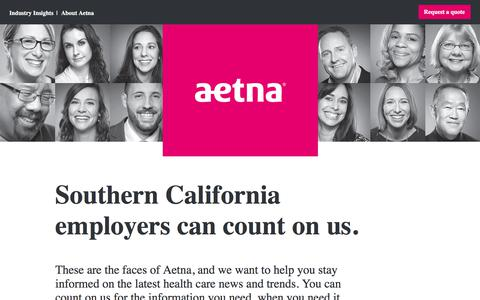 Count On Aetna