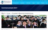 New Screenshot Bob Jones University