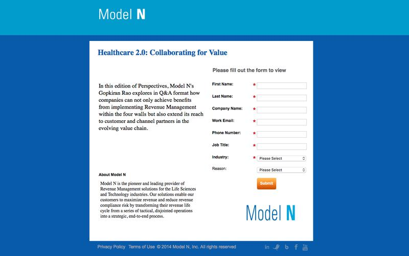Healthcare 2.0: Collaborating for Value