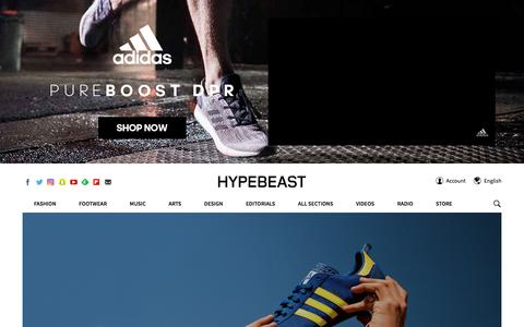 HYPEBEAST. Driving Culture Forward