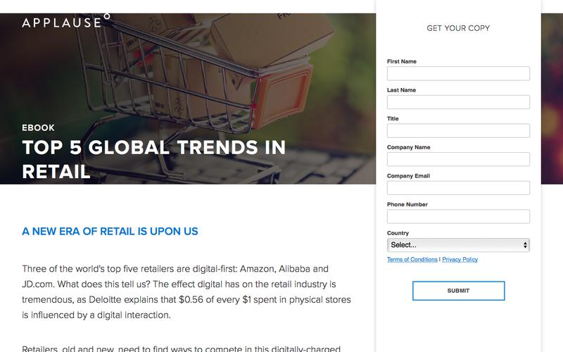 eBook: Top 5 Global Trends in Retail