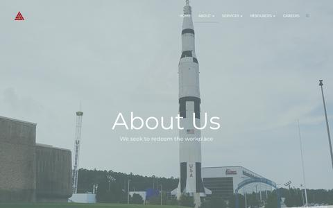 Screenshot of About Page summit7systems.com - About us – Summit 7 - captured Jan. 7, 2018