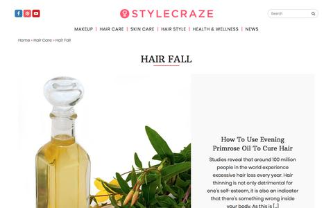 Hair Fall | Hair Loss
