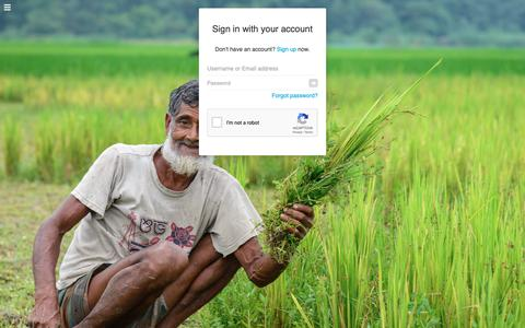 Screenshot of Login Page photo.com.bd - Sign in - Bangladesh Photo Gallery - captured Nov. 19, 2018